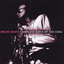 NEW - Complete Birth Of The Cool by DAVIS,MILES