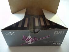 Apogee AD-34 Master Digital DAT Audio tape (10-per box) ALL SEALED BUT ONE