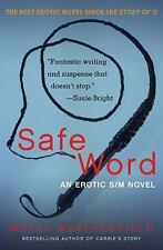 Safe Word: A Novel, Weatherfield, Molly, New Book
