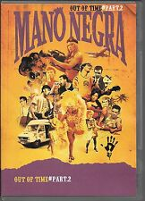 DVD ZONE 2--CONCERT--MANO NEGRA--OUT OF TIME PART 2