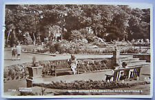 CPA Postcard - UK - Worthing, Beach house park, Brighton road