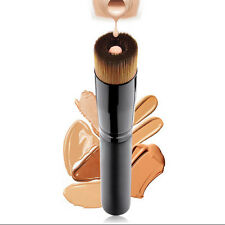 Soft Flat Top Buffer Liquid Powder Foundation Makeup Kabuki Blush Brush Tool