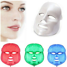 LED Mask Light Photon Face Facial Skin Care Rejuvenation PDT Acne Therapy Beauty