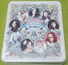 Girls' Generation SNSD 3rd album THE BOYS Vol.3 :CD+Photobooklet+10Postcard+Gift