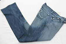 ROCK & REPUBLIC MATERNITY Women RADIAL BLUE ADJUSTABLE JEANS NWT  31  39x35 $179