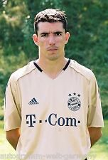 Roy Makaay Bayern München 2004-05 seltenes Foto+2