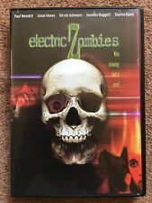 Electric Zombies Rare Zombie Horror Buy 9 DVDs For £3.50 Postage UK