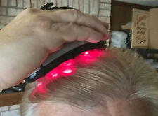 Hair Loss Laser  - 9 lasers with vibrating scalp massage - rechargeable - OEM