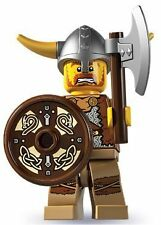 LEGO 8804 MINIFIGURES SERIES 4 - VIKING WARRIOR repacked new