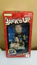 WWF Jakk'd Up Limited Edition K-B Toys Big Heads Rock! Stone Cold (Steve Austin)