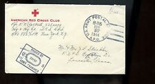 US WWII Censored Cover APO 885 (India) 6-27-44 to Lancaster, Pa