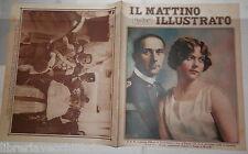 1928 Filiberto di Savoia Genova Umberto di Savoia in Palestina Castellammare di