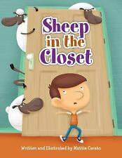 Sheep in the Closet (Family Snaps)-ExLibrary