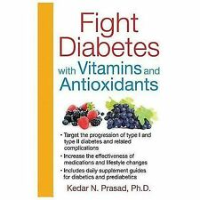 Fight Diabetes with Vitamins and Antioxidants-ExLibrary