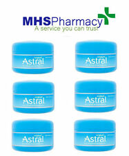 ASTRAL ORIGINAL FACE AND BODY MOISTURISING CREAM 50ML 6 PACK
