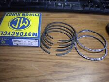 NOS Norton Atlas Commando 750 Twin Piston Rings Ring Set .75 mm +030 ""