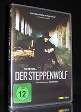 DVD DER STEPPENWOLF - MAX VON SYDOW - nach dem Roman von HERMANN HESSE ** NEU **