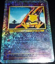 Reverse Holo Foil Abra # 67/110 Legendary Collection Set Pokemon Cards HP