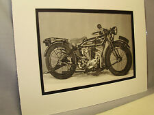 1927 Rudge Whitworth    Motorcycle  Exhibit From National Motorcycle Museum