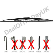 "Exact Fit Universal Replacement Rear Windscreen Wiper Blade 20"" Back Window"