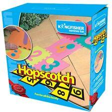 Hopscotch garten spiel, Größe 215 x 61cm. GA006