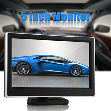 2-CH 5 pollici TFT-LCD View Car posteriore del monitor VCD / DVD / GPS Monitor