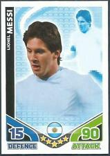 TOPPS MATCH ATTAX WORLD CUP 2010-ARGENTINA-LIONEL MESSI