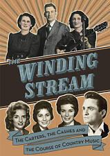 DVD Winding Stream NEW Johnny Cash, June Carter Documentary