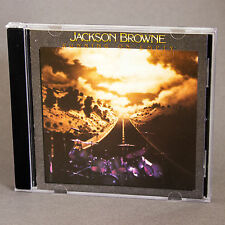 Jackson Browne - Running On Empty - Music CD Album