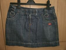 CUTE Miss Sixty Denim Mini Skirt Size Small NWOT