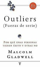 Fueras de Serie : The Story of Success by Malcolm Gladwell (2009, Paperback)
