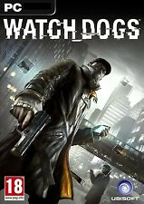 WATCH DOGS PC COMPLETO GIOCO digitale (tutori) - Uplay Download chiave