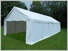 Heavy Duty Waterproof Gazebo marquee party tent 5x10m canopy wedding 5m x 10m