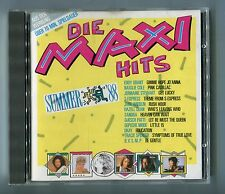 MAXI hits summer '88  cd-sampler EMI / OKAY / DEPECHE MODE / SANDRA - near mint