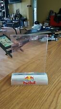 RED BULL ENERGY DRINK TABLE DISPLAY BAR PLACARD DISPLAY