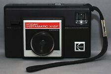 KODAK INSTAMATIC X-15F Vintage 126 Film Camera  Made in USA Very Clean