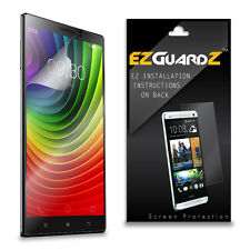 4X EZguardz NEW Screen Protector Skin Cover HD 4X For Lenovo Vibe Z2 Pro K920