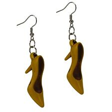 Dangle Drop Fashion Shoes Earrings By Grace Of New York