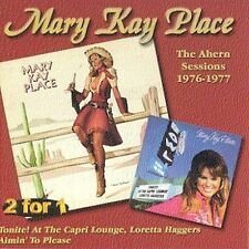 The Ahern Sessions: 1976-1977 by Mary Kay Place (CD, May-2001, Raven)
