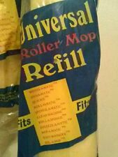 4 Universal Roller Mop Refills Cleaning