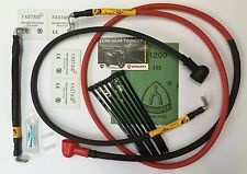 ES-13 Ducati Multistrada 1200 Hi Cap Electric Upgrade Cable Kit  2010 to 2014