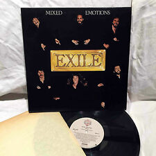 LP –EXILE / MIXED EMOTIONS   / NM