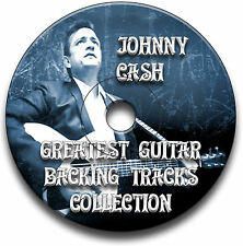JOHNNY CASH STYLE BLUES COUNTRY ROCK GITARRE AUDIO PLAYBACK TITEL CD COLLECTION