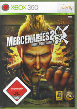 Mercenaries 2-World In Flames (Xbox 360)