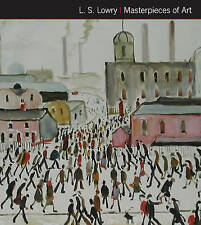 L.S. Lowry Masterpieces of Art by Susan Grange (Hardback, 2015)