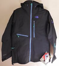 THE North Face Women's libero pensatore GORE-TEX 3l PRO SHELL SKI JACKET BLACK XS