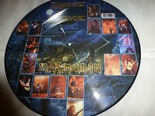 LP.IRON MAIDEN.LIVE AFTER DEATH.LIVE 85 12 TITRES.PICTURE DISC.PRESSAGE US