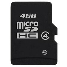 New 4 GB Micro SD Card SDHC TF Flash Class 4 Memory Card 4GB MicroSD