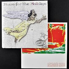 Jazziz Christmas Jazz 2 Cd Lot December 2000 + Home For The Holidays 2001 Koz