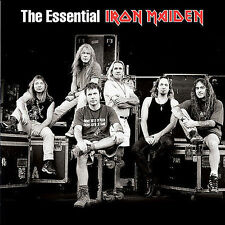 The Essential Iron Maiden by Iron Maiden (CD, Jul-2005, 2 Discs, Legacy) New